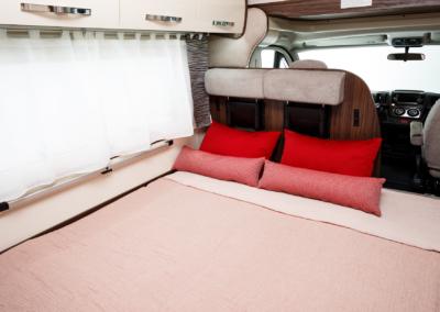 Camper camas
