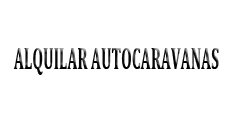 Alquilar autocaravanas